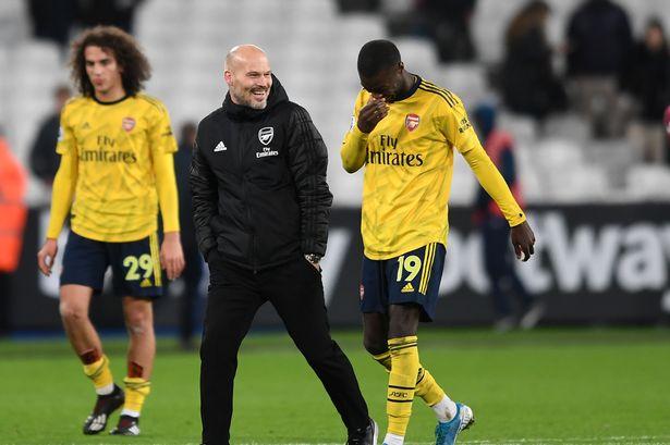 CĐV Arsenal phát cuồng về Nicolas Pepe ở màn ngược dòng trước West Ham