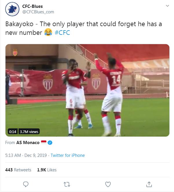 Cựu sao Chelsea khiến CĐV cười ra nước mắt vì hành động ngờ nghệch