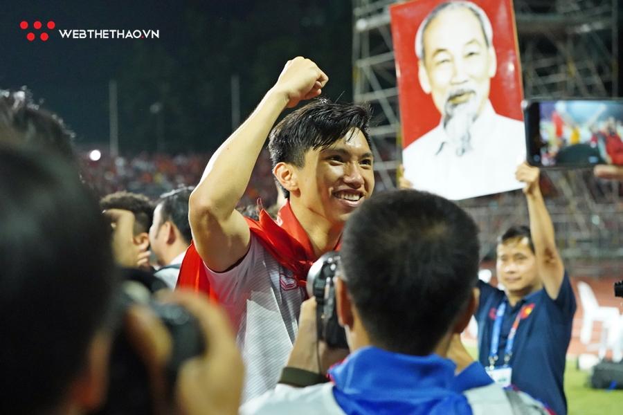 U23 Việt Nam gút danh sách sang Hàn Quốc tập huấn chuẩn bị cho VCK châu Á 2020