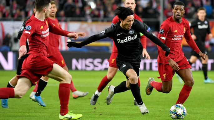 Klopp lên kế hoạch cho Minamino khi chuyển đến Liverpool