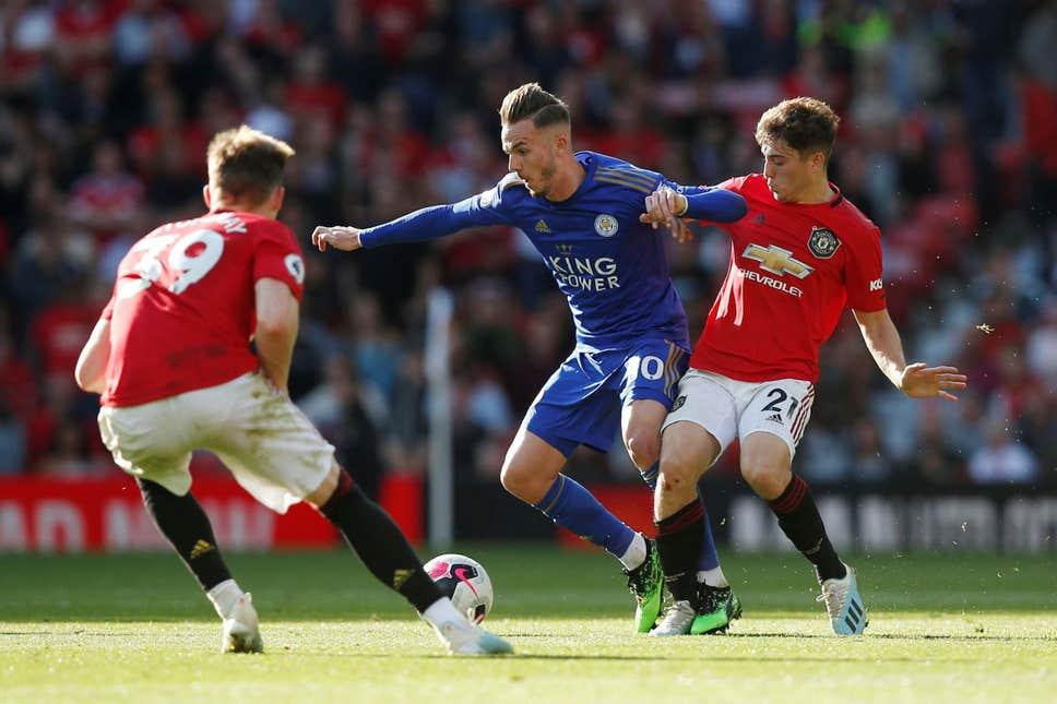 MU và Chelsea bị dập tắt kế hoạch chuyển nhượng sau tuyên bố của Leicester