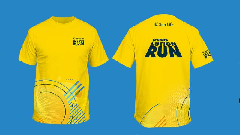Tìm hiểu bộ race kit của giải Sun Life Resolution Run 2020