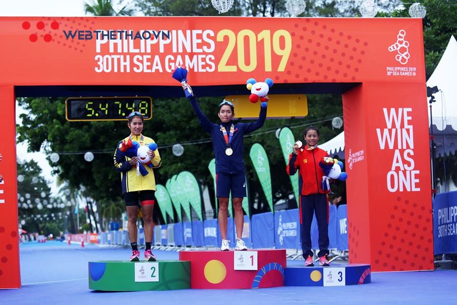 Triathlon và duathlon SEA Games 31 sẽ tổ chức ở đâu?