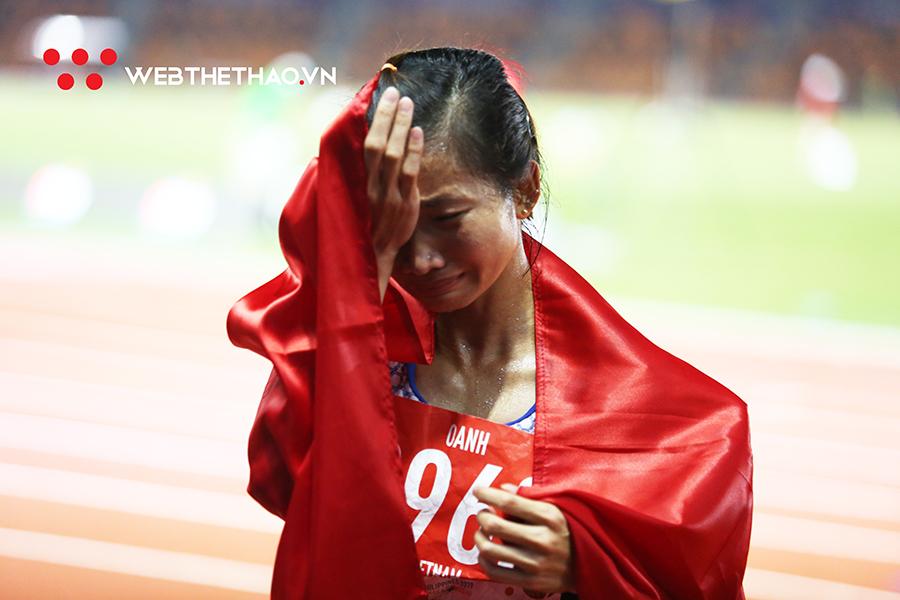 Nguyễn Thị Oanh: Bệnh tật, cú lắc đầu chê bai và kỳ tích sửng sốt ở SEA Games 30