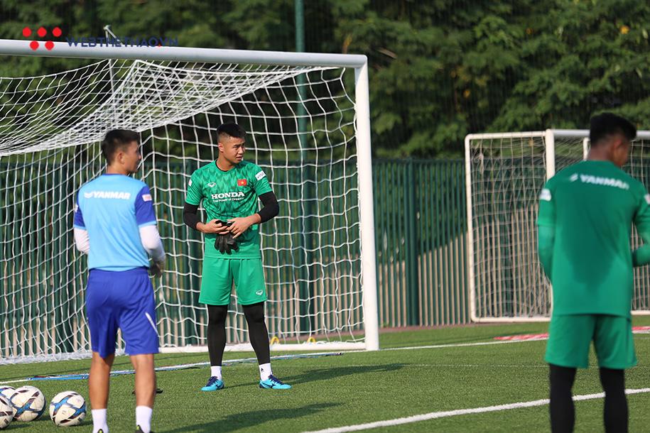 Văn Toản, Tiến Dũng và niềm tin của HLV Park Hang Seo ở U23 Việt Nam