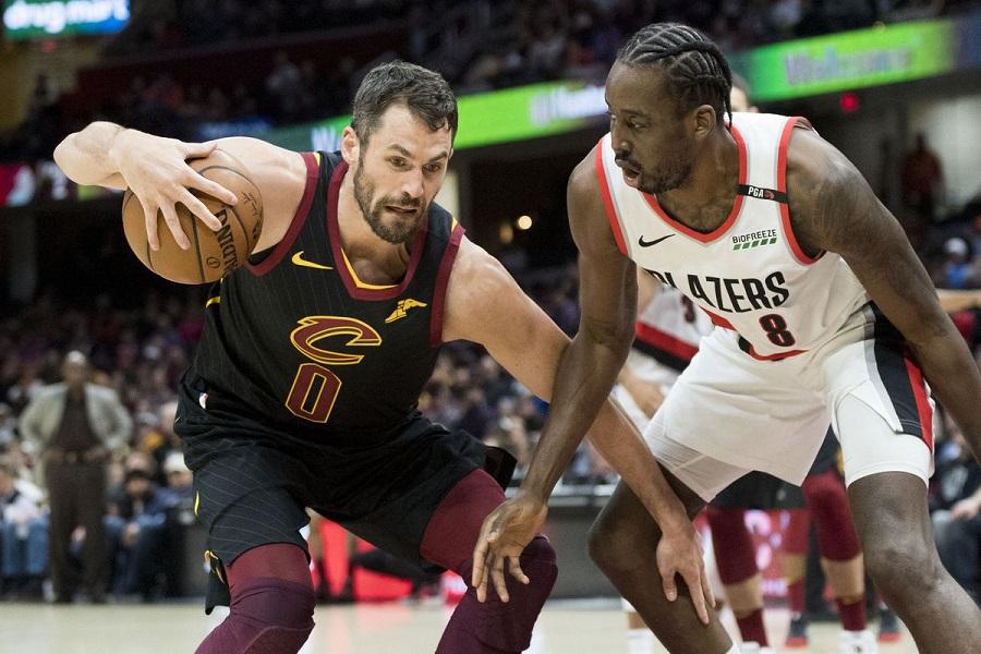 Chưa thỏa mãn với Carmelo Anthony, Blazers đang nhăm nhe lấy thêm hàng khủng Kevin Love