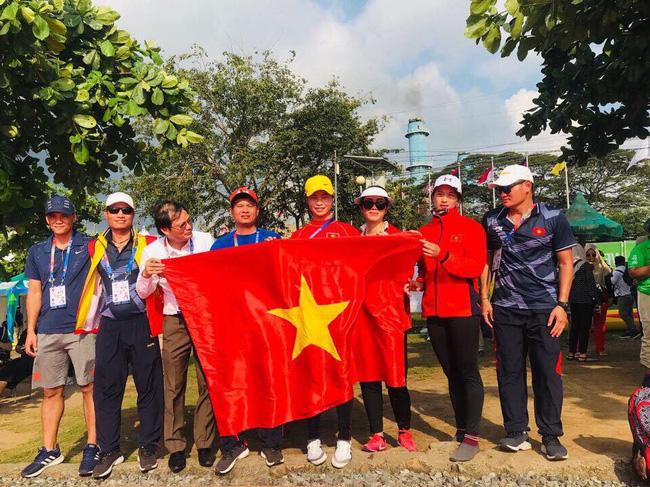 Những tuyển thủ người dân tộc thiểu số gây chấn động SEA Games 30