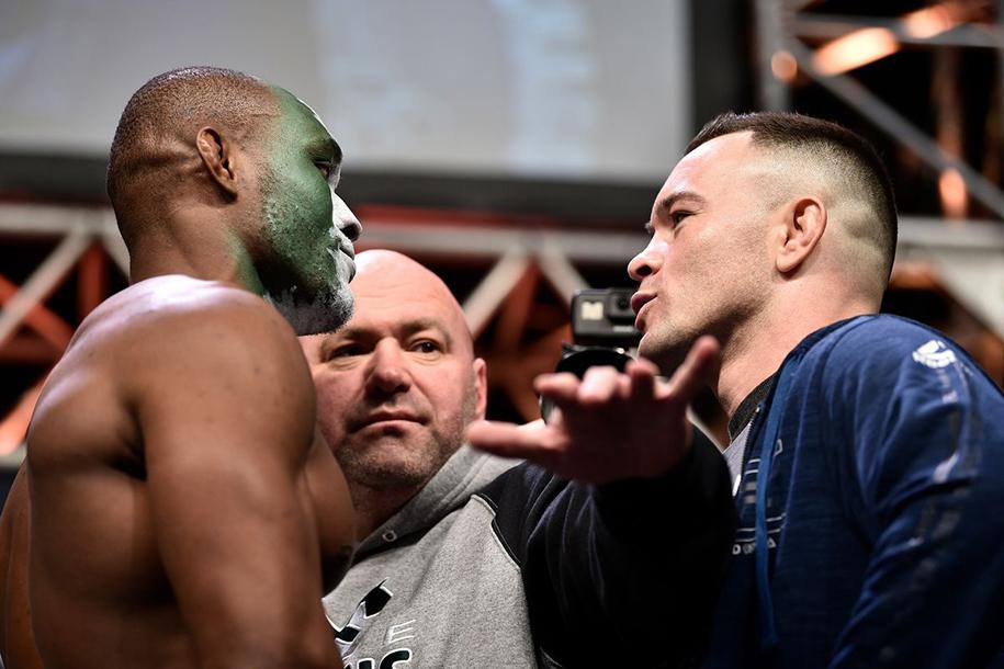Jorge Masvidal cười nhạo thất bại của Colby Covington tại UFC 245