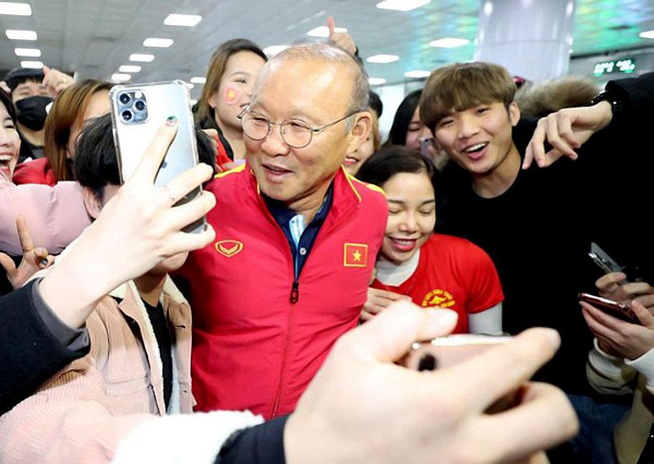 HLV Park Hang Seo: Sự nghiệp bóng đá của tôi sẽ kết thúc ở Việt Nam