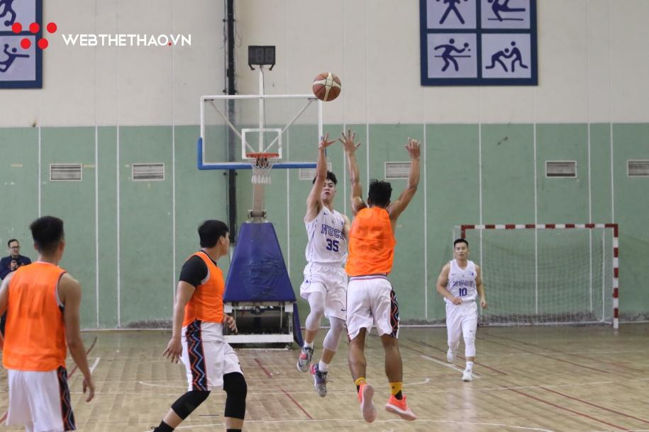 Đại học Xây Dựng bảo vệ ngôi Vô địch giải Nam Sinh viên Hà Nội