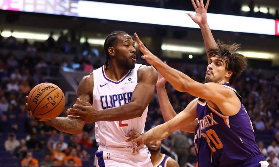 Nhận định NBA: LA Clippers vs Phoenix Suns (ngày 18/12, 10h30)