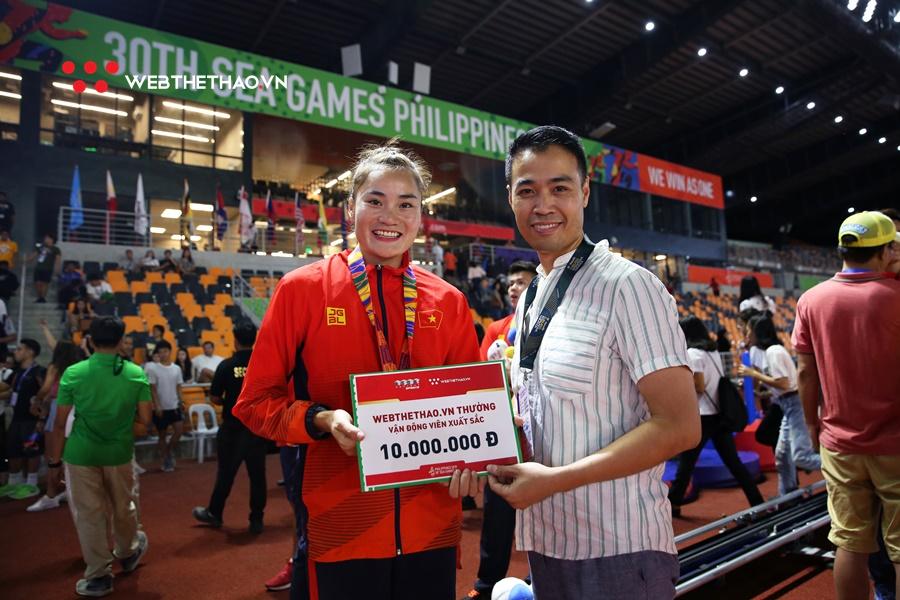 25 tỷ đồng tiền thưởng cho các VĐV và HLV đạt thành tích cao ở SEA Games 30