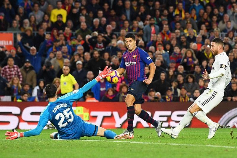 Siêu kinh điển Barca vs Real Madrid tóe lửa qua những thống kê