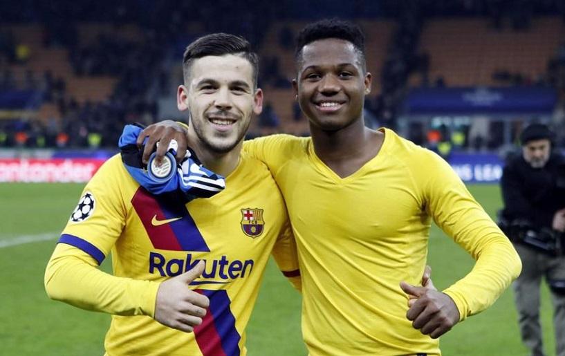 Trận Barca vs Real Madrid sẽ chứng kiến thêm kỷ lục khác của Ansu Fati