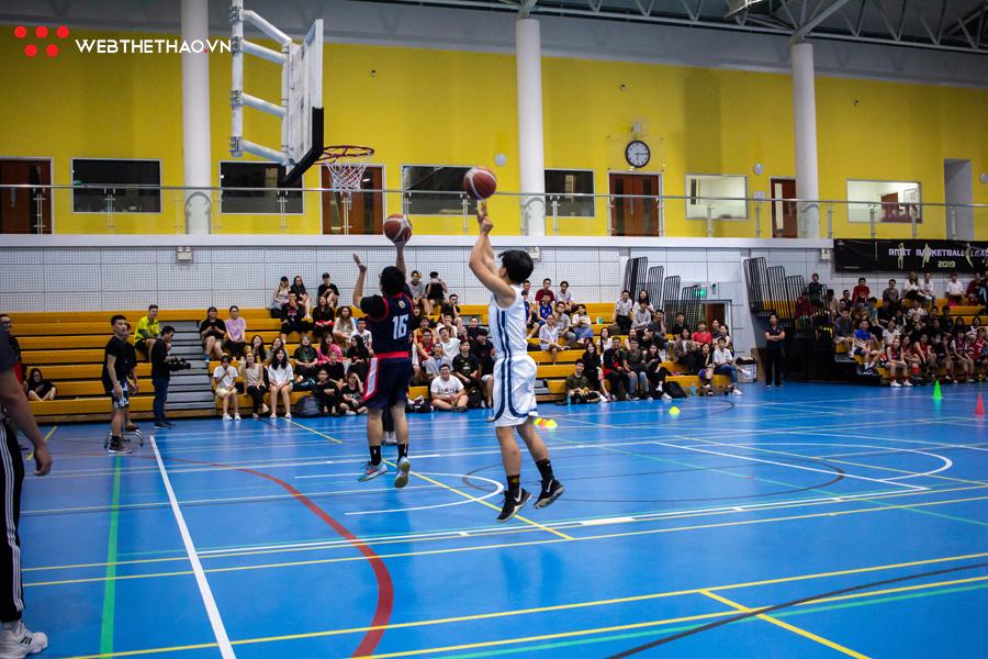 Có một ngày hội All-Star thật sướng tại giải bóng rổ RMIT Basketball League