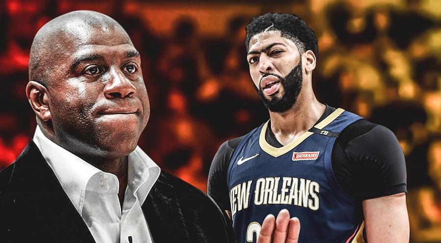Magic Johnson: Nhờ có tôi mới có đội hình Lakers bá đạo như hiện tại