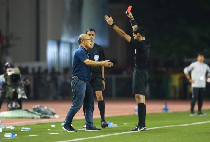 Nếu thầy Park nhận án phạt tại VCK U23 châu Á 2020, ai sẽ chỉ đạo U23 Việt Nam?