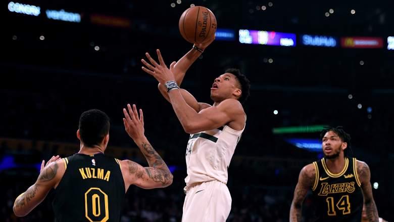 Nhận định NBA: Milwaukee Bucks vs LA Lakers (ngày 20/12, 08h00)