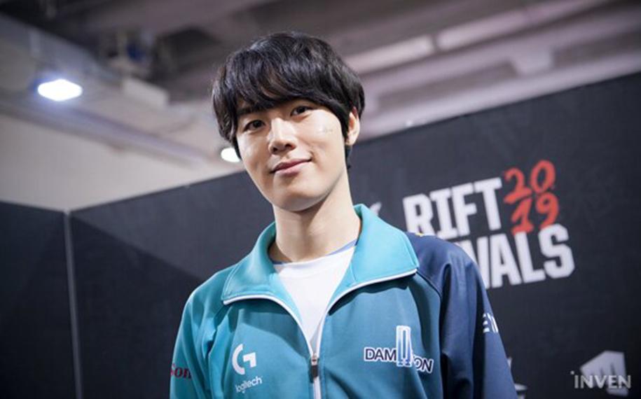 Hotboy comeback, Damwon Gaming hoàn tất đội hình cho LCK 2020