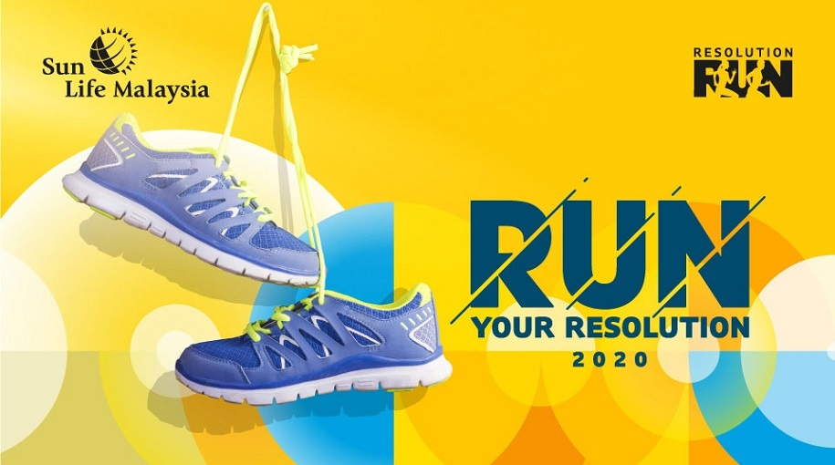 Tại sao nên chạy giải Sun Life Resolution Run 2020?