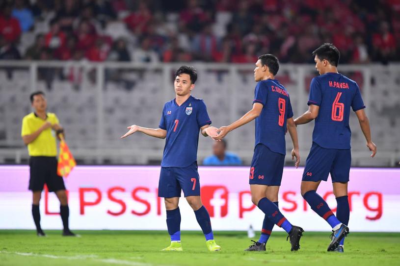 Đội hình mạnh nhất U23 Thái Lan đá VCK châu Á 2020: Song sát Supachai - Supachok