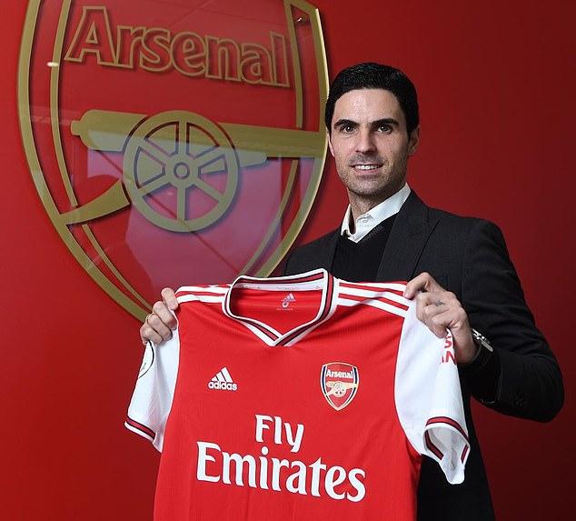 Mikel Arteta chính thức trở thành HLV của Arsenal