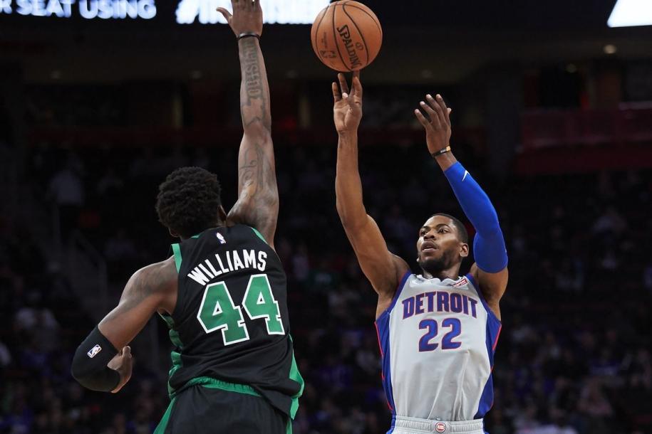 Nhận định NBA: Boston Celtics vs Detroit Pistons (ngày 21/12, 7h30)