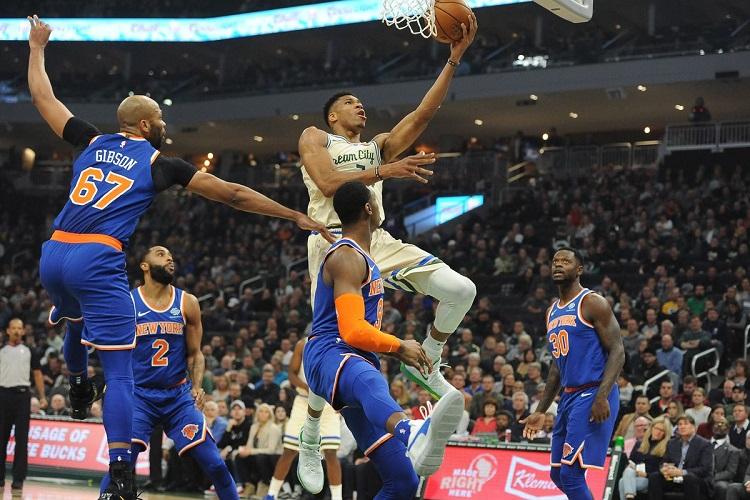 Nhận định NBA: New York Knicks vs Milwaukee Bucks (ngày 22/12, 07h30)