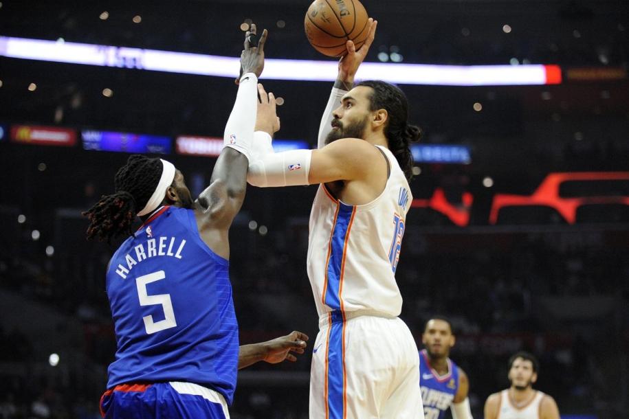 Nhận định NBA: Oklahoma City Thunder vs LA Clippers (Ngày 23/12, 07h00)