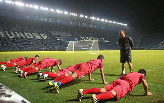 U23 Việt Nam được đá trên sân bóng hiện đại nhất Thái Lan ở VCK châu Á 2020