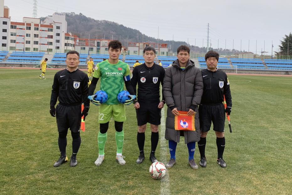 Kết quả U23 Việt Nam vs Busan Transportation (3-2): Rượt đuổi kịch tính