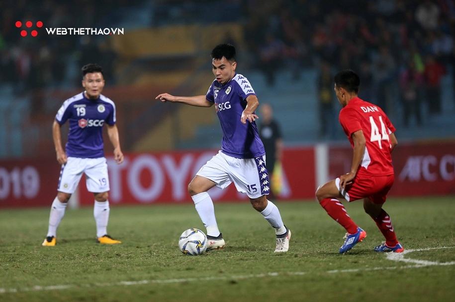 Từ chối Thai League, Đức Huy gia hạn hợp đồng với Hà Nội FC