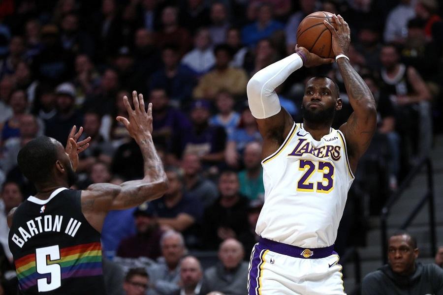Nhận định NBA: Denver Nuggets vs LA Lakers (ngày 23/12, 9h30)