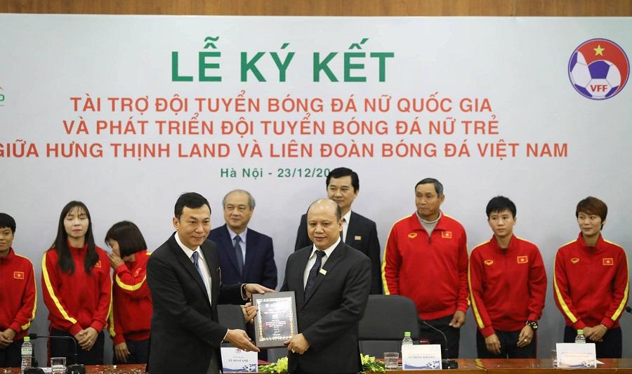 Nhận tài trợ 100 tỷ đồng, ĐT nữ Việt Nam hướng đến giấc mơ World Cup