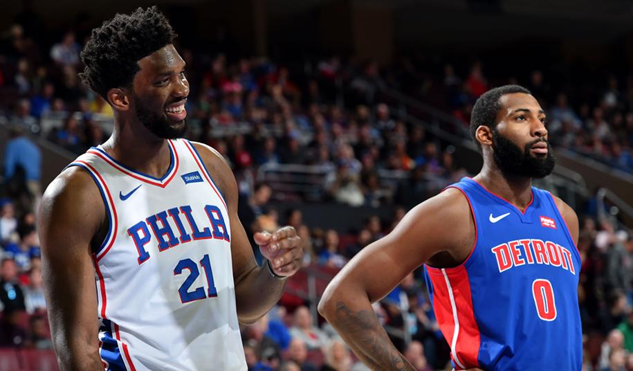 Nhận định NBA: Philadelphia 76ers vs Detroit Pistons (ngày 24/12, 7h00)