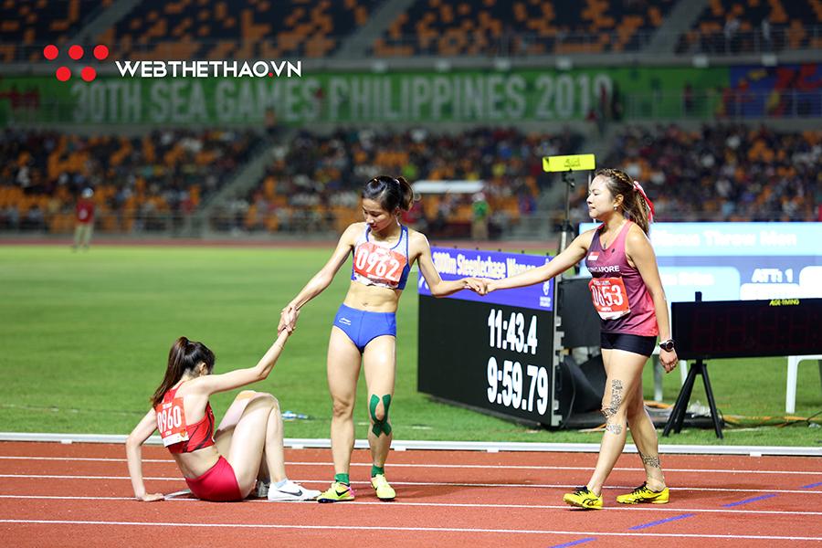 Nguyễn Thị Oanh với Cúp Chiến thắng: Viêm cầu thận, chứng mất ngủ và kỳ tích SEA Games 30