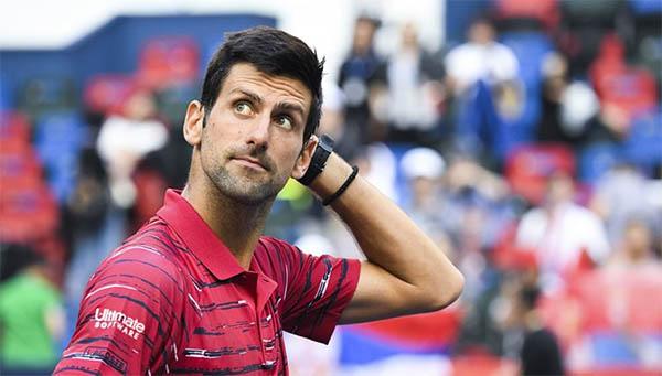 Djokovic chơi quần vợt với tâm thế mới