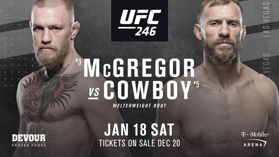 UFC thu về 10 triệu đô nhờ bán sạch vé ngày Conor McGregor trở lại