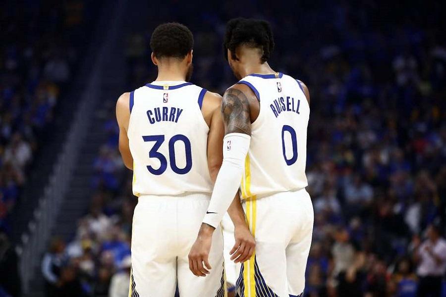Nếu như không đi, DAngelo Russell và Stephen Curry sẽ là cặp bài trùng hoàn hảo?