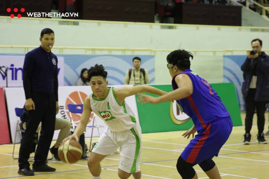 Bóng rổ HKPĐ Hà Nội 2020 đổi địa điểm và thi đấu qua Tết