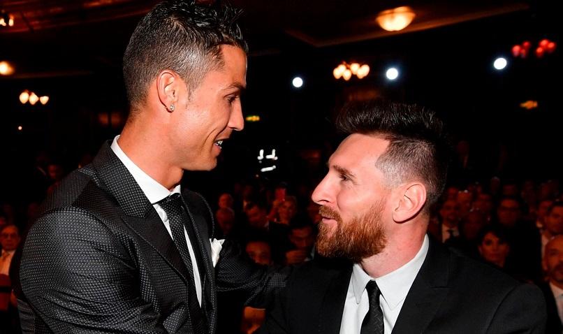 Ronaldo và Messi kiếm nhiều tiền nhất hành tinh trong 1 thập kỷ