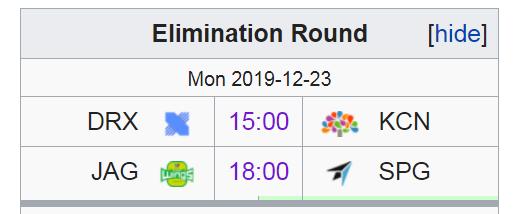 Lịch thi đấu KeSPA Cup 2019 ngày 26/12: Tâm điểm DragonX