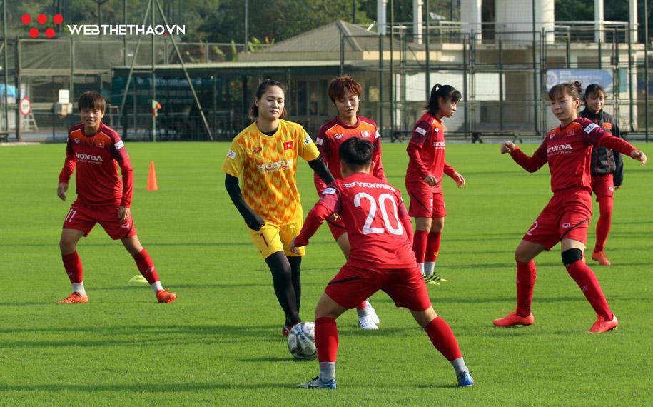 Nữ Triều Tiên rút lui, cơ hội nào cho ĐT nữ Việt Nam ở Olympic 2020?