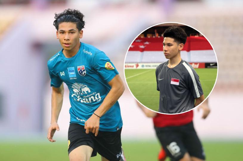 Sao trẻ Ben Davis của Fulham chọn Thái Lan thay vì Singapore
