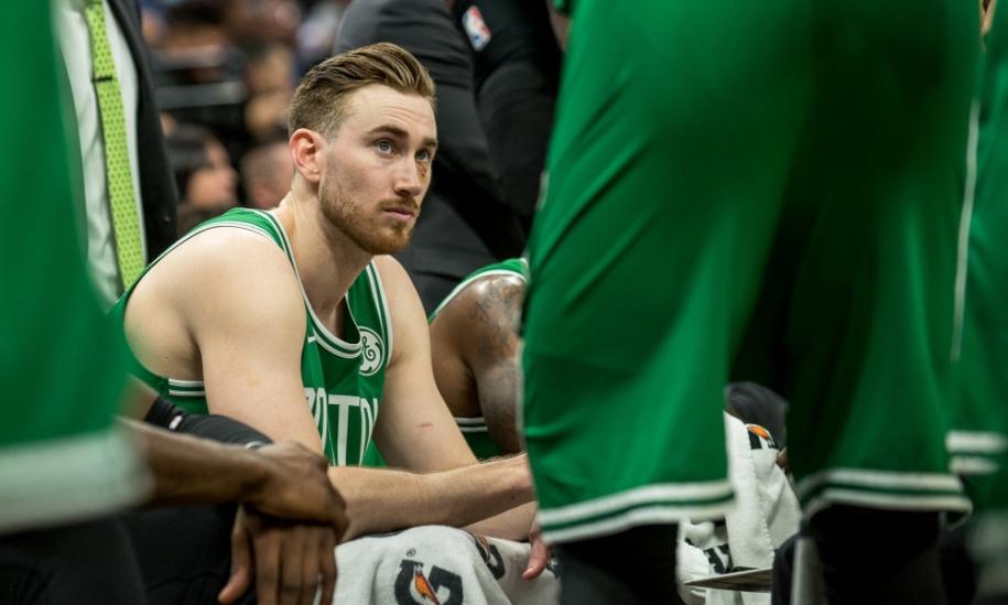 Boston Celtics bó tay trước chấn thương của Gordon Hayward