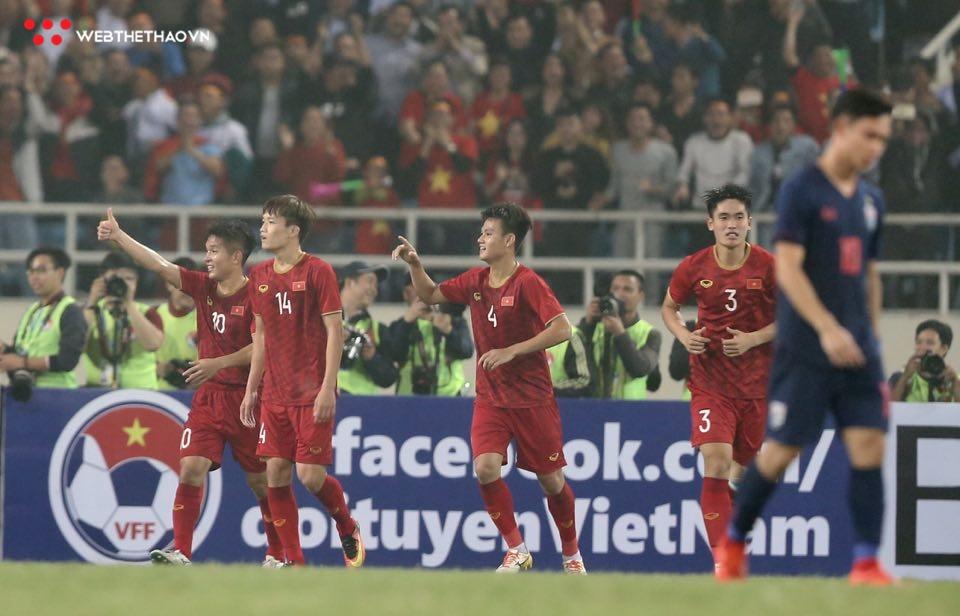 Phân nhánh U23 châu Á 2020: Việt Nam không dễ tham dự Olympic