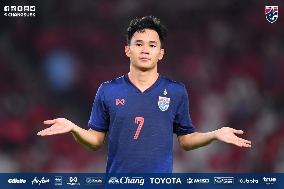 Bại tướng của U23 Việt Nam tự tin giúp U23 Thái Lan giành vé dự Olympic 2020