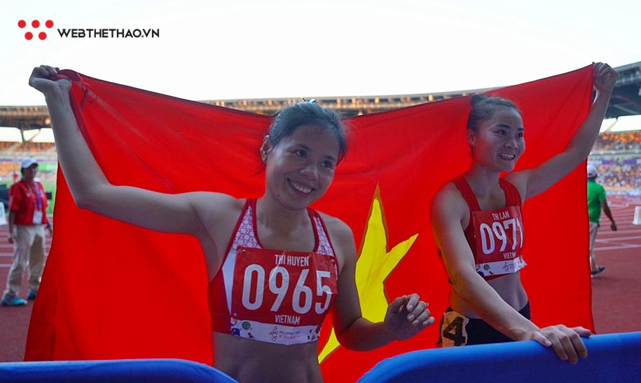 Nguyễn Thị Huyền: Sẽ làm tất cả để được chạm tay vào Cúp Chiến Thắng!