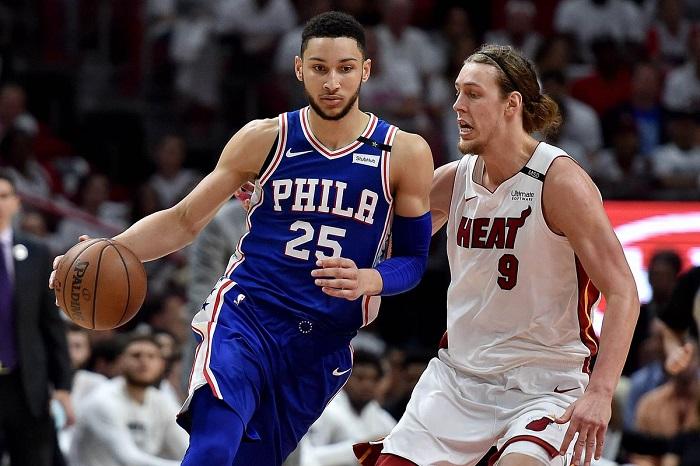 Nhận định NBA: Philadelphia 76ers vs Miami Heat (ngày 22/2, 7h00)