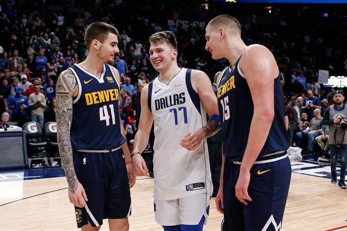 Nhận định NBA: Dallas Mavericks vs Denver Nuggets (ngày 23/2, 8h30)